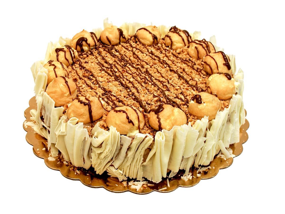 Еклерова торта Бачо Неро
