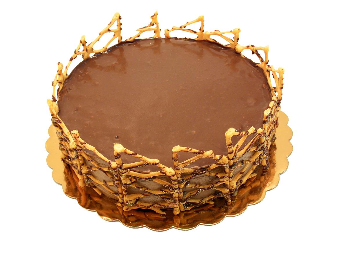Шоколадова торта Корона д'Оро