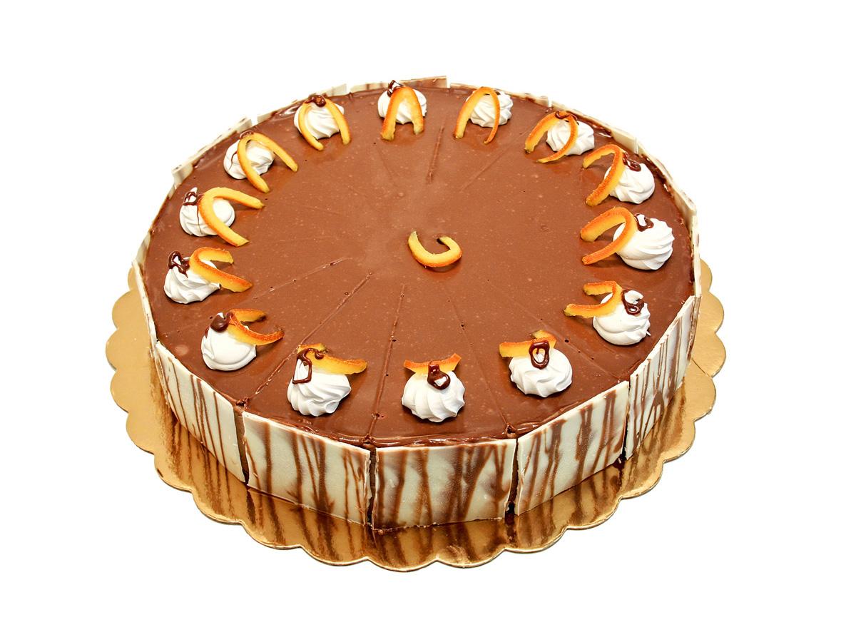 Торта Целувката на Рафаело
