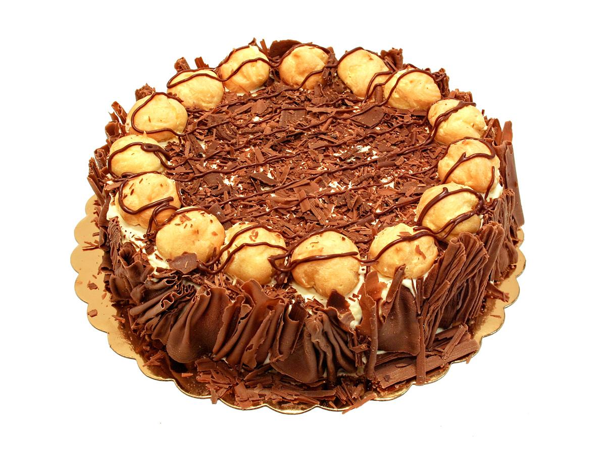 Еклерова торта Бачо Бианко